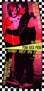 Annual Punk Rock PROM!: Bottoms Up! Burlesque, Mr. Clit, Iron Diamond, The Shake-Ups @ The Melody Inn | Indianapolis | Indiana | United States