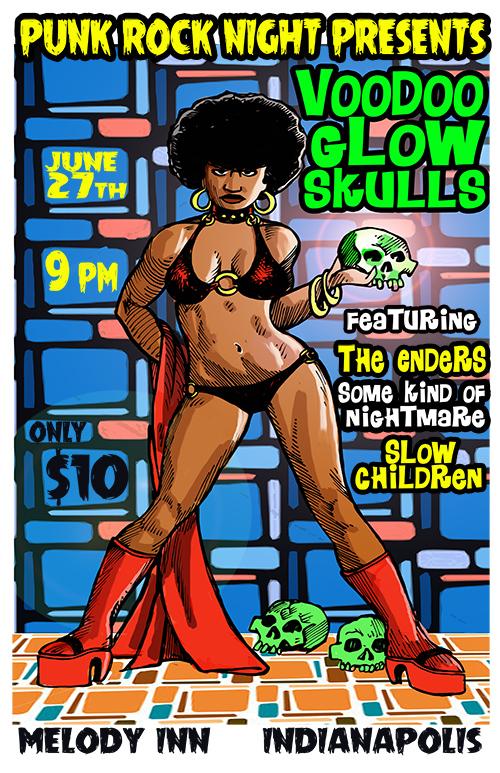 Voodoo Glow Skulls 6-27-15